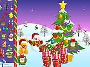 Christmas snow world decoration ingyen j�t�k