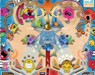 Mr Men pinball online